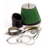 Green direct intake kit