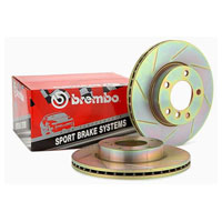 Brembo sport slotted