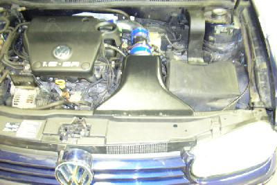 GRABPA027, Green Dynamic air box, Audi A3 (8L1), 1,6L, 100HP, Motorcode AEH/AKL/APF, 1996-2003