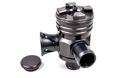 FMDVSPLTR-Black, Forge Motorsport SPLIT-R  recirculating Blow off valve for VAG 1.8T engines, Audi, A3 1.8T