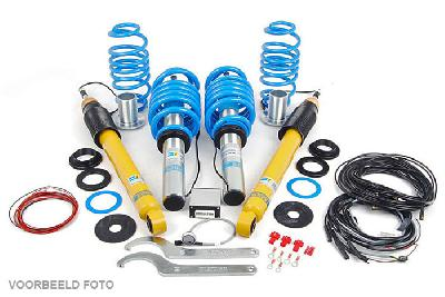 "49-151282, Bilstein B16  iRC Schroefset electronisch demping instelbaar, Audi A4 (8K2), ""1.8 TFSI,  1.8 TFSI quattro,  2.0 TDi,