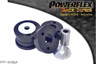 PFF1-813BLK, Powerflex Polyurethane Racing, Engine Mount Stabiliser Bush *V6 Only*, Alfa Romeo 147 (2000-2010), 156 (1997-2007), GT (2003-2010), Fits V6 Models Only, 2 stuk(s) benodigd  per auto, 2 stuk(s) benodigd  per auto, prijs per set van 2 stuk(s), prijs per set van 2 stuk(s)